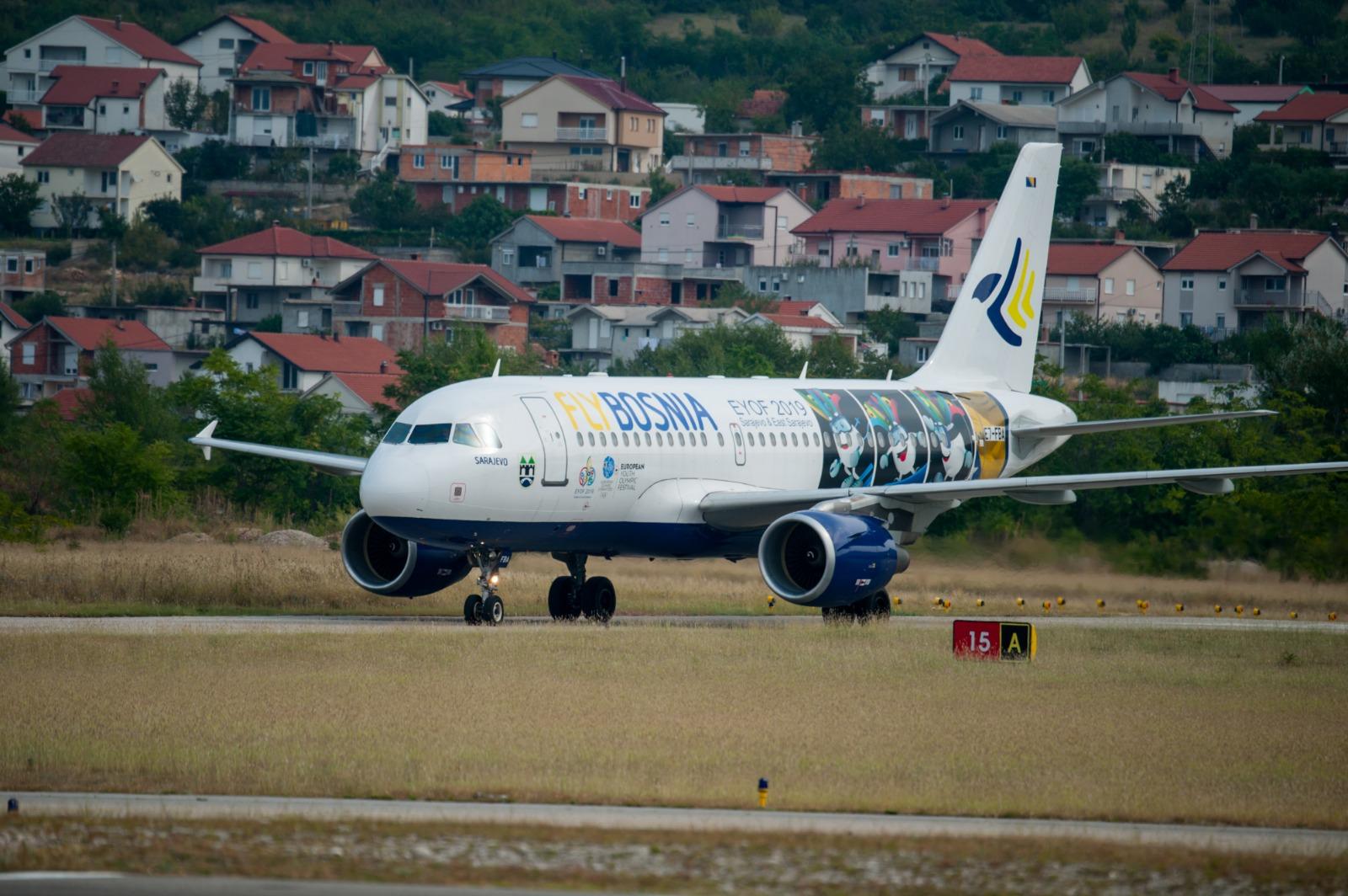 immagine Volo Catania-Mostar-Catania
